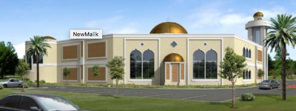 Masjid Al-Malik Project